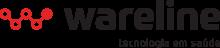 Logotipo Wareline Rodape