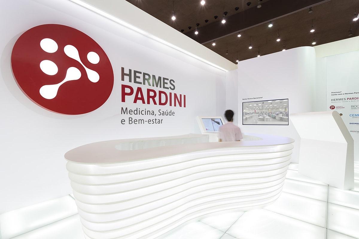 Case Laboratório Hermes Pardini