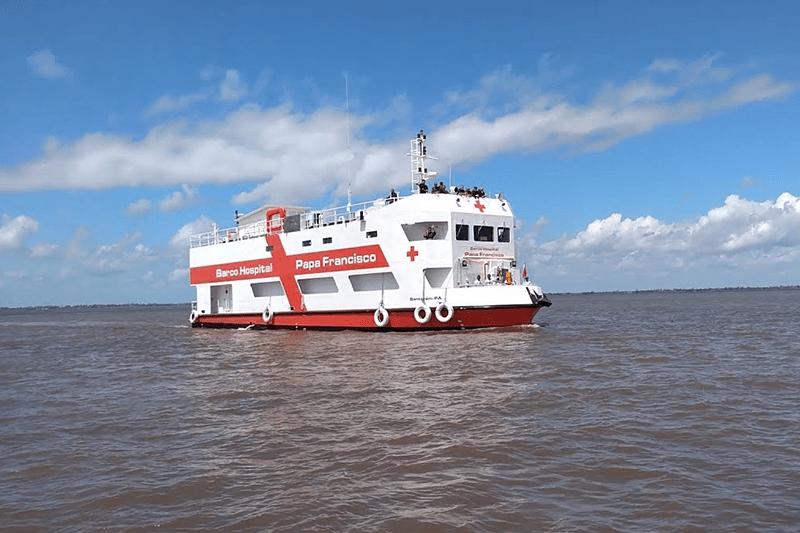 Cliente da Wareline participa de expedição pelas comunidades ribeirinhas do Rio Amazonas