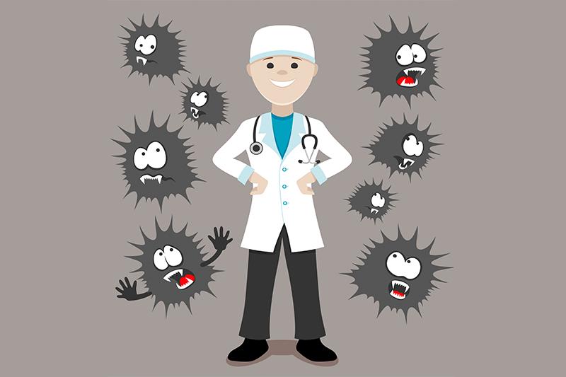 Dia Nacional do Controle da Infecção Hospitalar: mais razões para comemorar