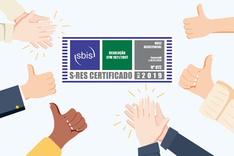 Sistema Conecte/w da Wareline é recertificado pela SBIS