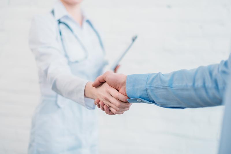 Pacientes & Clientes: ocupando o centro do processo